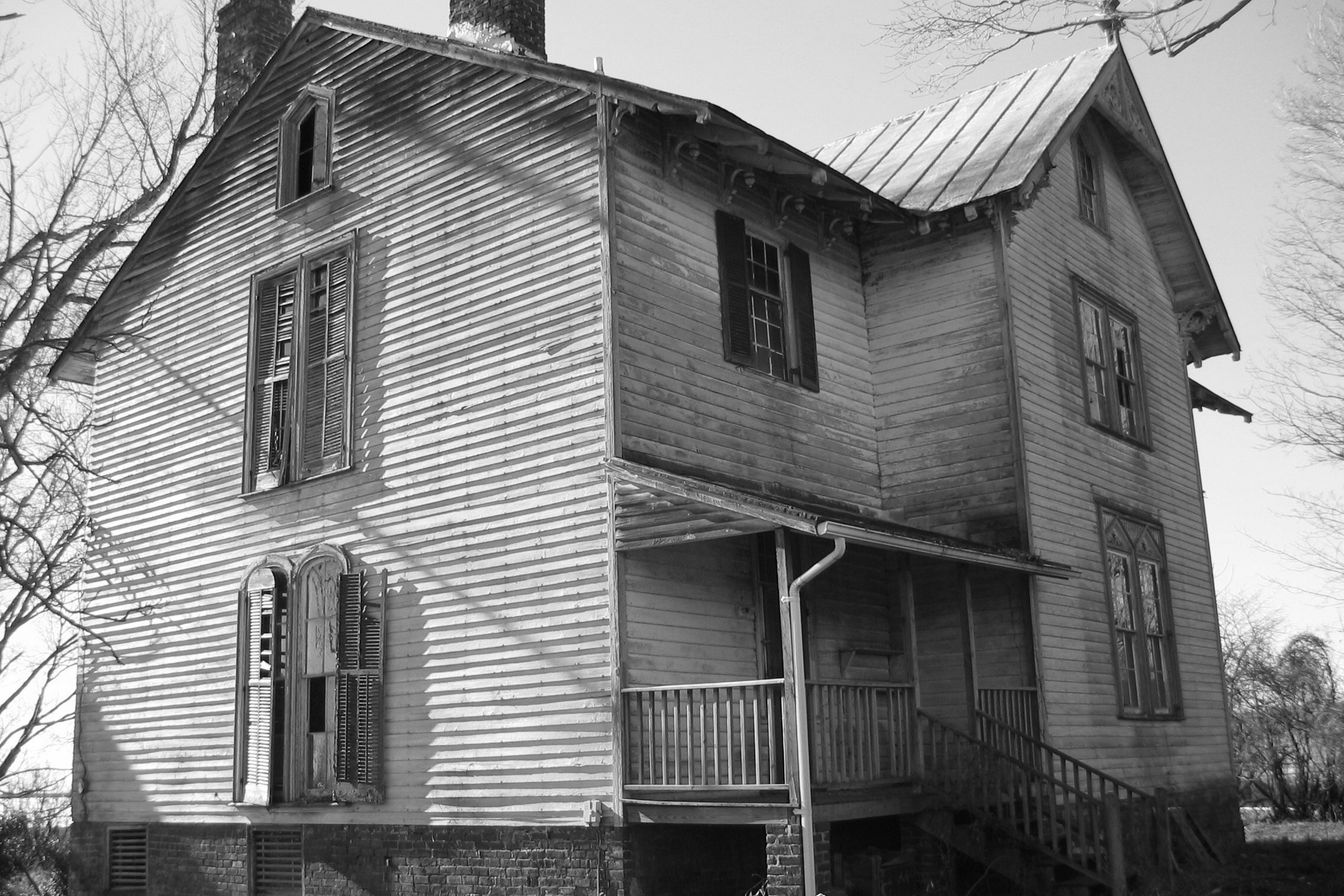 Architectural Salvage And Reconstruction Of Old Houses